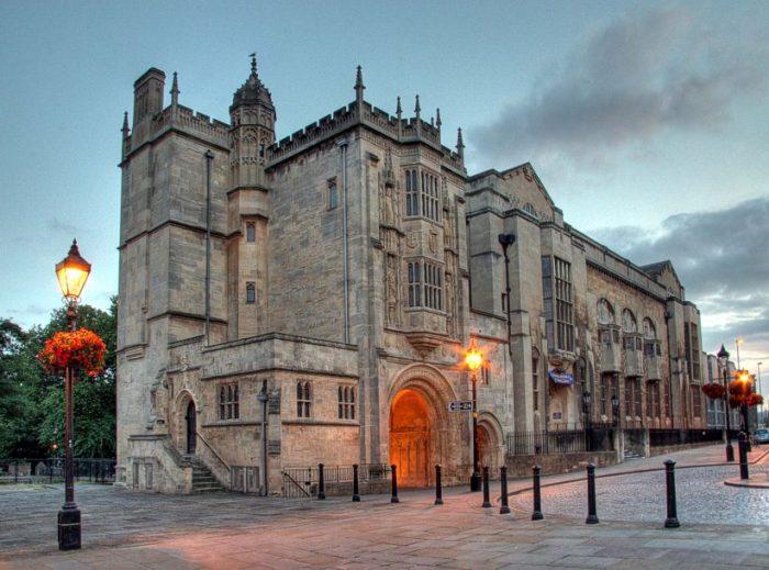 Бристолска централна библиотека.