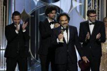 Alejandro González Iñárritu, Nicholas Dzhakobone Alexander Dinelaris and Armando Bo2