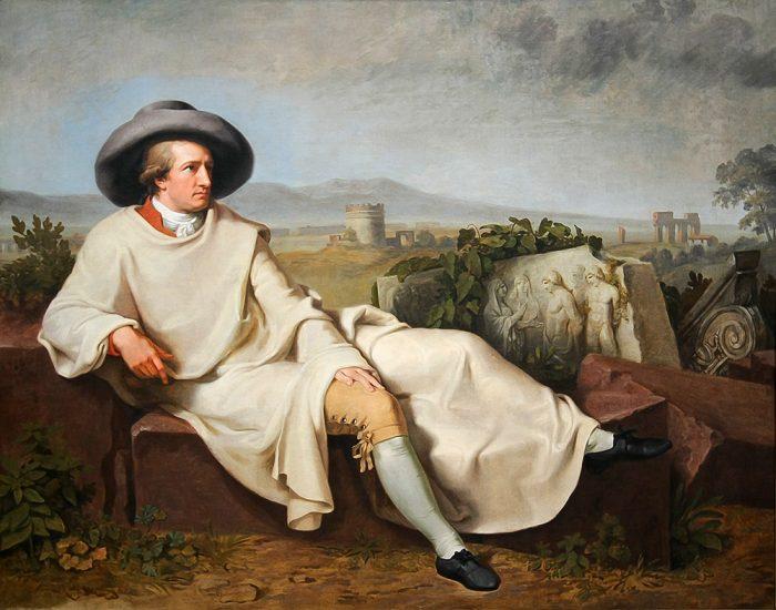 Johann Wolfgang von Goethe-6